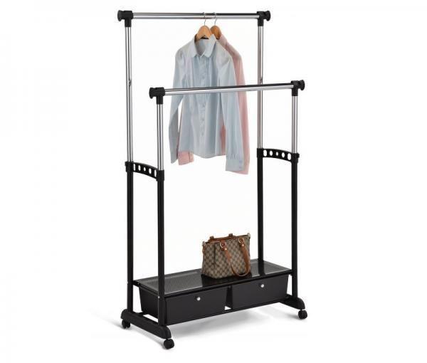 Стойку для одежды напольную для дома